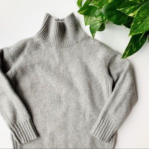Everlane | Gray Wool/Cashmere Blend Pullover sz M